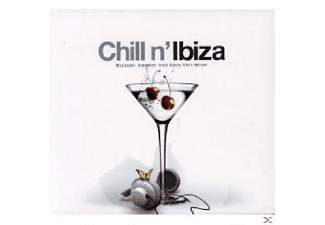 VARIOUS - Chill N'Ibiza - (CD)