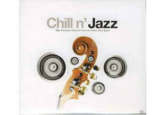 VARIOUS - Chill N'Jazz - (CD)