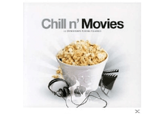 VARIOUS - Chill N'Movies - (CD)