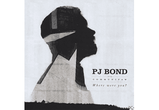 Pj Bond - Where Were You? - (CD)
