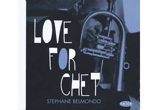 Stéphane Belmondo - Love For Chet - (CD)