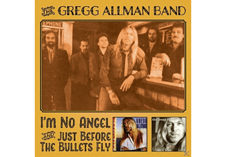The Gregg Allman Band - I'm No Angel & Just Before The Bullets Fly [CD]