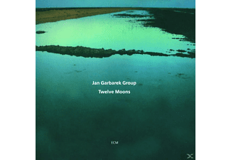 Jan Group Garbarek - Twelve Moons - (CD)