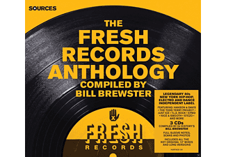 VARIOUS - The Fresh Records Anthology [CD]