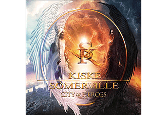 Michael Kiske, Amanda Somerville - City of Heroes (Digipak) (CD + DVD)