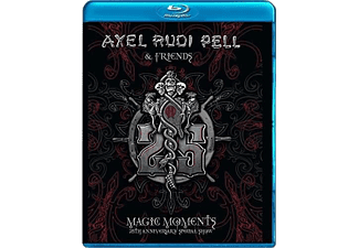 Axel Rudi Pell - Magic Moments - 25th Anniversary Special Show (Blu-ray)