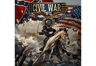 Civil War - Gods & Generals (Limited Edition) (Digipak) (CD)
