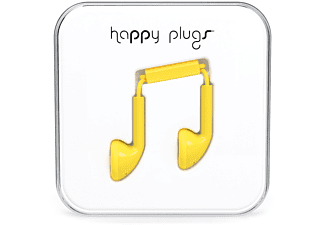 HAPPY PLUGS Earbud geel