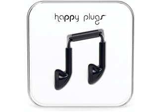 HAPPY PLUGS Earbud zwart