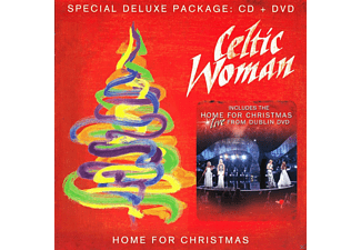 Celtic Woman - HOME FOR CHRISTMAS - LIVE FROM DUBLIN - (CD + DVD Video)