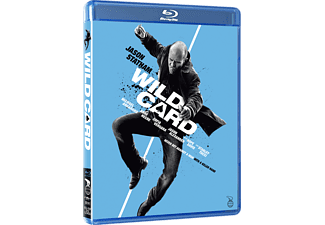 Wild Card Action Blu-ray