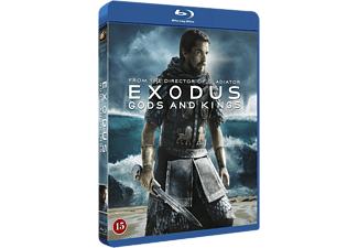 Exodus Gods and Kings Äventyr Blu-ray