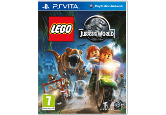 Lego Jurassic World PSV
