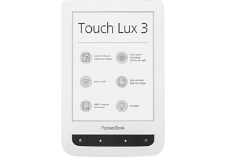 POCKETBOOK Touch Lux 3 Wit