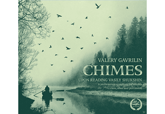 VARIOUS - Chimes Upon Reading Vasily Shukshin - (CD)