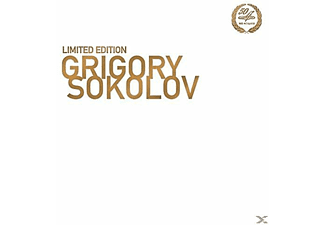 Sokolov Grigory - Limited Edition Grigory Sokolov - (Vinyl)