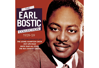 Earl Bostic - The Earl Bostic Col.1939-59 [CD]