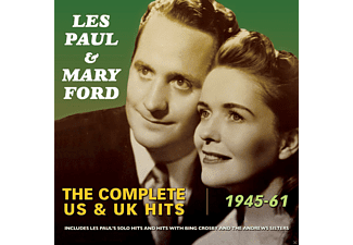 Les Paul, Mary Ford, VARIOUS - The Complete Us & Uk Hits 1945-61 [CD]