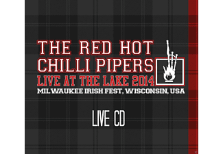 Red Hot Chilli Pipers - Live At The Lake 2014-Milwaukee Irish Fest, Usa [CD]