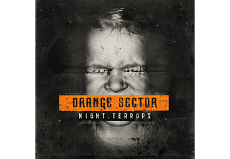 Orange Sector - Night Terrors - (CD)