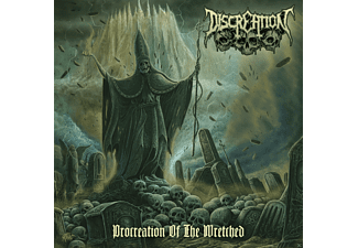 Discreation - Procreation Of The Wretched - (CD)