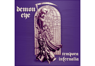 Demon Eye - Tempora Infernalia [CD]