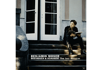 Benjamin Moser - The Last Sonatas - (CD)