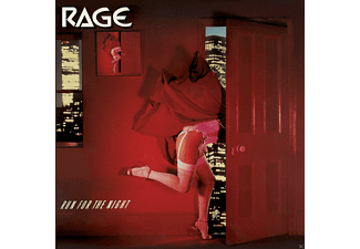 Rage - Run For The Night (Lim.Collector's Edition) - (CD)