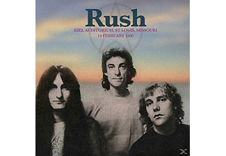 Rush - Kiel Auditorium (St.Louis, Mi, 14 Feb. 1980) - (Vinyl)