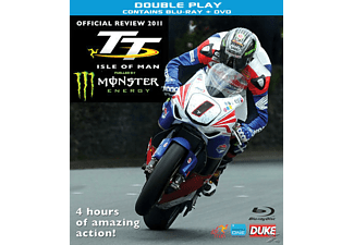 2011 TT Isle of Man Official Review [Blu-ray + DVD]