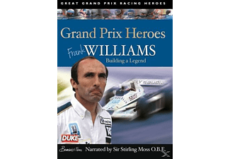 Grand Prix Heroes: Frank Williams [DVD]