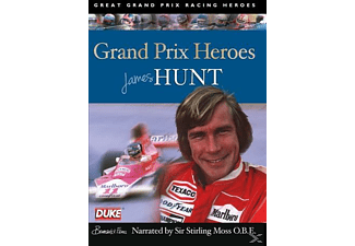 Grand Prix Heroes - James Hunt [DVD]