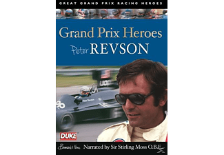 Peter Revson [DVD]