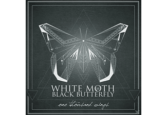 White Moth Black Butterfly - One Thousand Wings - (CD)