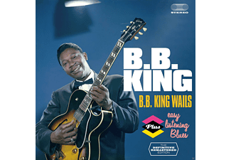 B.B. King - B.B.King Wails Easy Listening Blues - (CD)