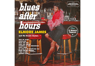 Elmore James And The Broom Dusters - Blues After Hours+12 Bonus Tracks [CD]