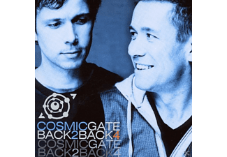 Cosmic Gate - Back 2 Back 4 - (CD)
