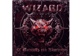 Wizard - ...Of Wariwulfs And Bluotvarwes [CD]