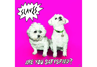 The Slaves - Are You Satisfied? - (CD)