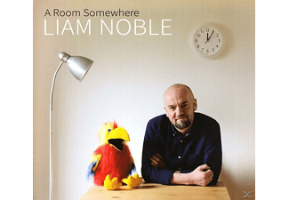 Liam Noble - A Room Somewhere [CD]
