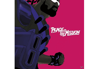 Major Lazer - Peace Is The Mission | CD