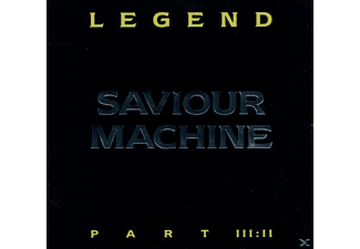 Saviour Machine - Legend Iii.2-Studio Outtakes/Demos (Ltd.Black B - (CD)