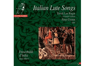 Croton Peter, Ragin Derek Lee - Italian Lute Songs - (CD)