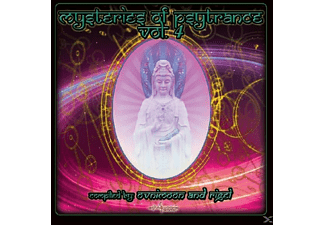 VARIOUS - Mysteries Of Psytrance 4 - (CD)
