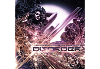 Disorder - Transcending Biomechanica Archetypes [CD]