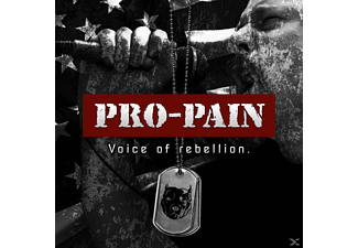 Pro-Pain - Voice of Rebellion - Deluxe Edition (CD)
