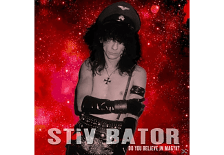 Stiv Bator - Do You Believe In Magyk - (CD)