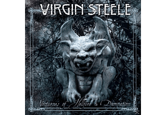 Virgin Steele - Nocturnes Of Hellfire & Damnation - (CD)
