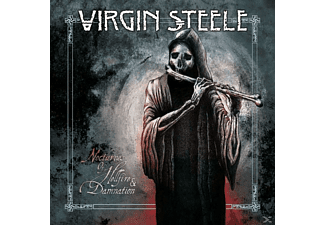 Virgin Steele - Nocturnes Of Hellfire & Damnation [LP + Bonus-CD]