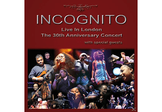 Incognito - Incognito Live In London: The 30th Anniversary Concert - (CD)